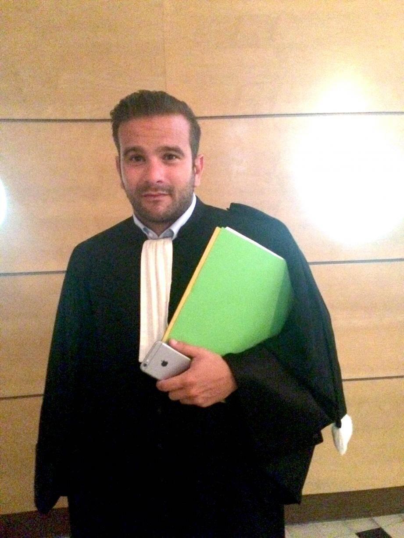 Me Kozan, avocat du prévenu jugé hier