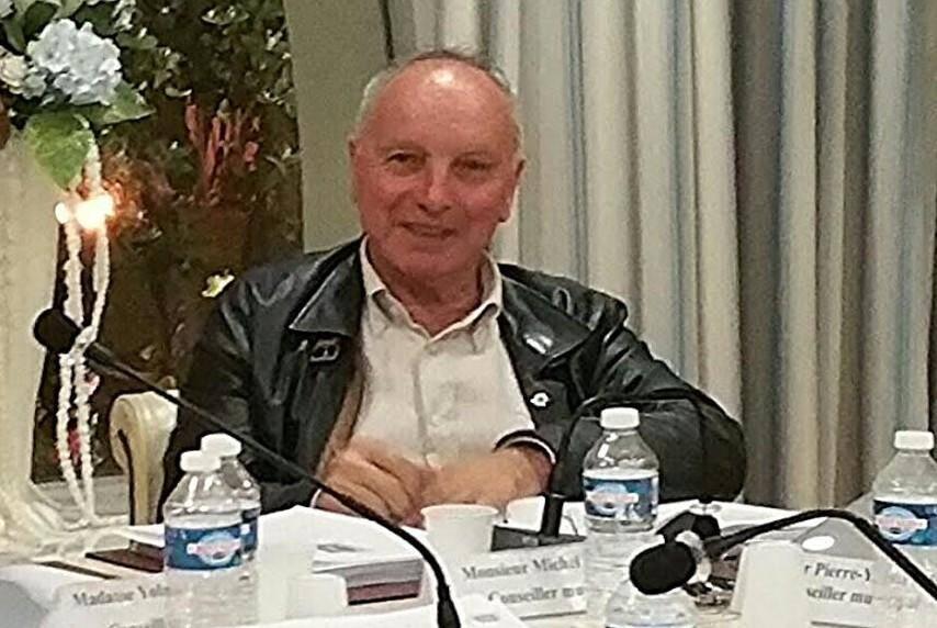 Michel Faccin a rejoint la majorité.