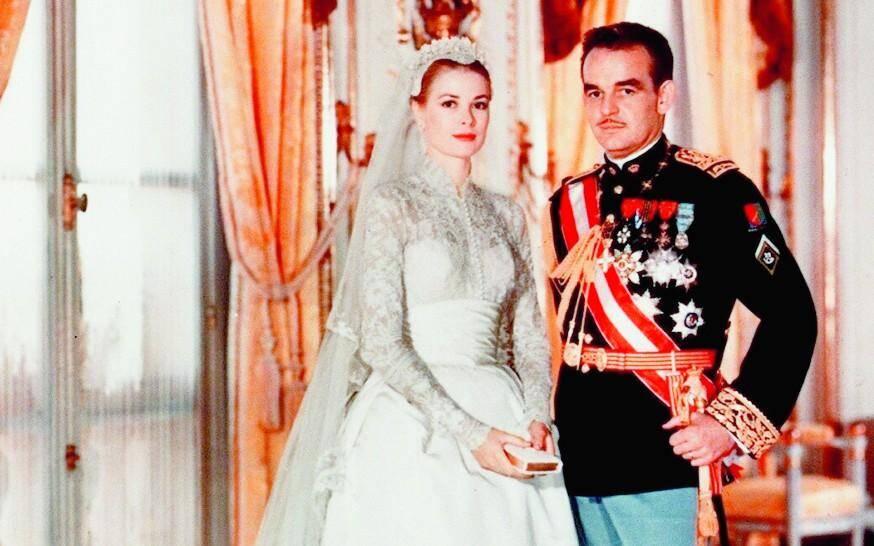 Le 18 avril 1956, Grace Kelly épousait le prince Rainier.