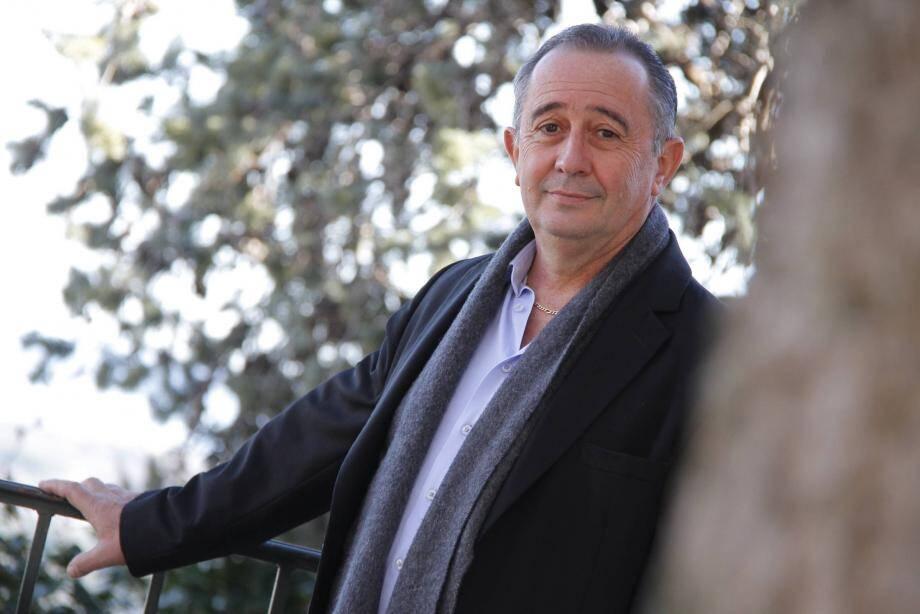 Alain Benedetto, maire LR de Grimaud.