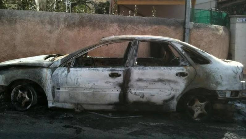 Selon les habitants, huit véhicules ont brûlé ces dernières semaines dans un périmètre très restreint de Toulon.