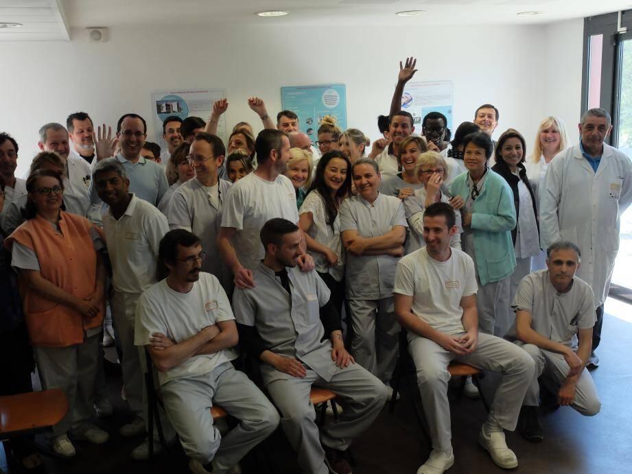 Quelque deux cents personnes travaillent chaque jour au groupement de coopération sanitaire pour permettre à de nombreux hôpitaux de gagner du temps.