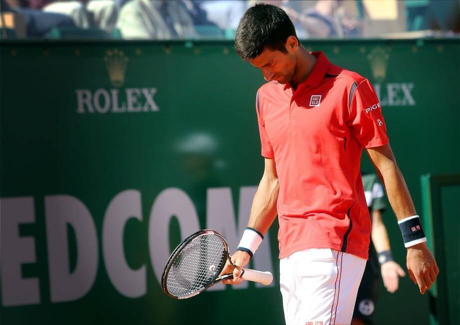 C'est l'hécatombe pour Djokovic à Monaco!