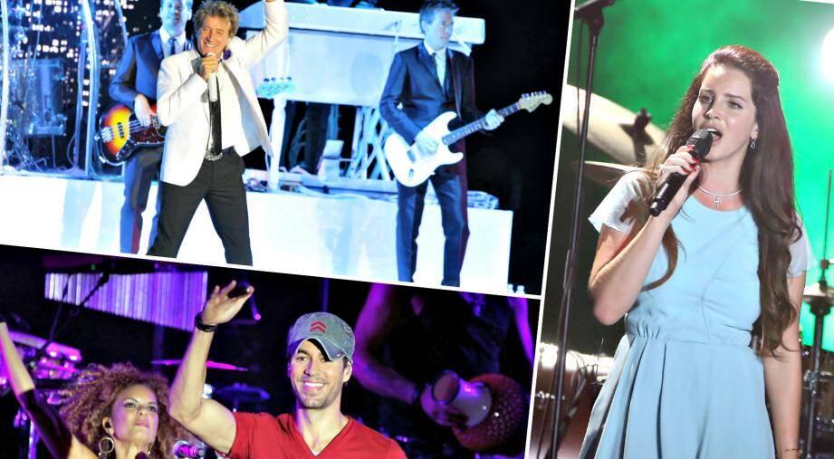 Lana del Rey, Enrique Iglesias, Rod Stewart… Le programme de l'été 2016 mise sur les fidèles du Sporting pour séduire le public.