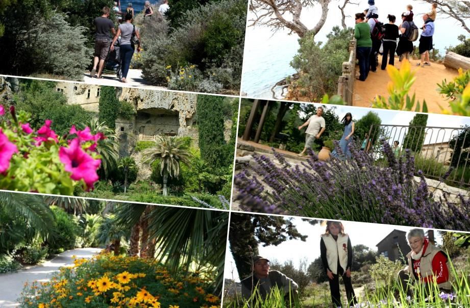 Les parcs et jardins varois sont de véritables havres de paix .