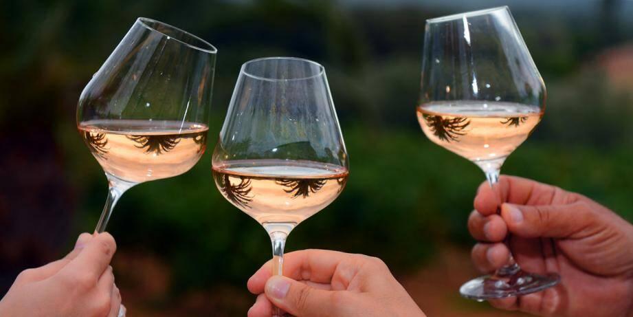 Les Français boivent 36% de la consommation mondiale de rosé.