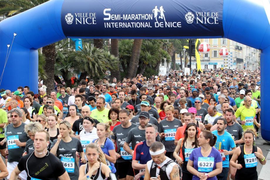 Le Semi-Marathon International (images d'archives)