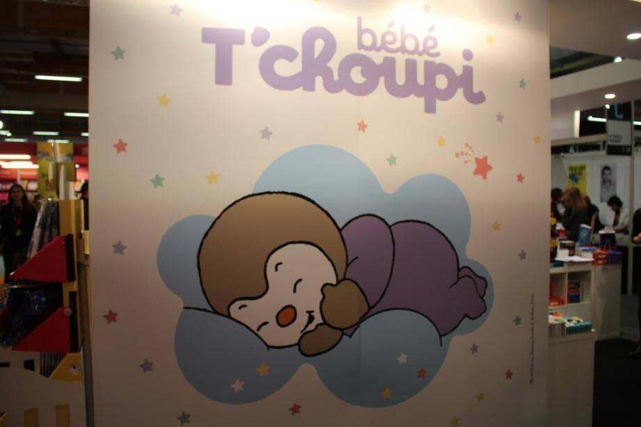 L'ami des petits T'Choupi sera de la partie, de 15h30 à 17h
