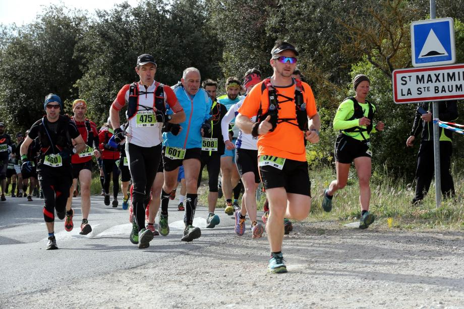 Quarante quatre, vingt huit ou encore treize kilomètres, peut importe la distance, l'essentiel était pour beaucoup de participer et dire je l'ai fait…