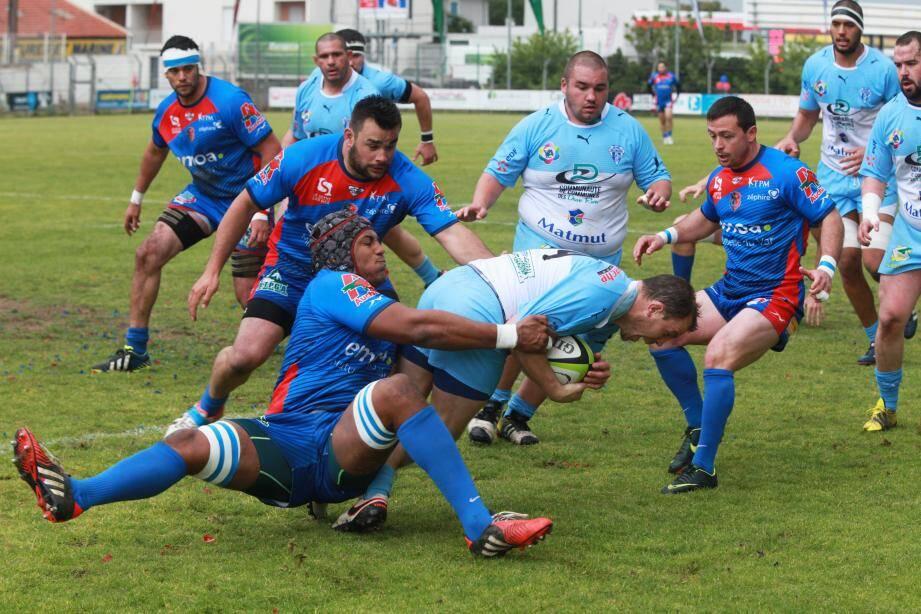 Les Seynois ont dû s'employer pour s'imposer de justesse face à une solide équipe de Valence d'Agen. Le retour s'annonce compliqué.