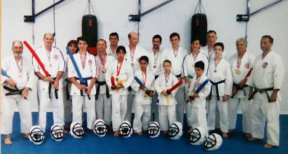 Bilan pour l'EJK : 9 médailles d'or, 6 d'argent et 10 de bronze.(DR)