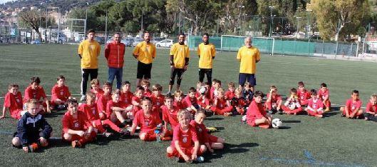 Le tournoi de foot du FC Villefranchois servira de fil rouge toute la journée.
