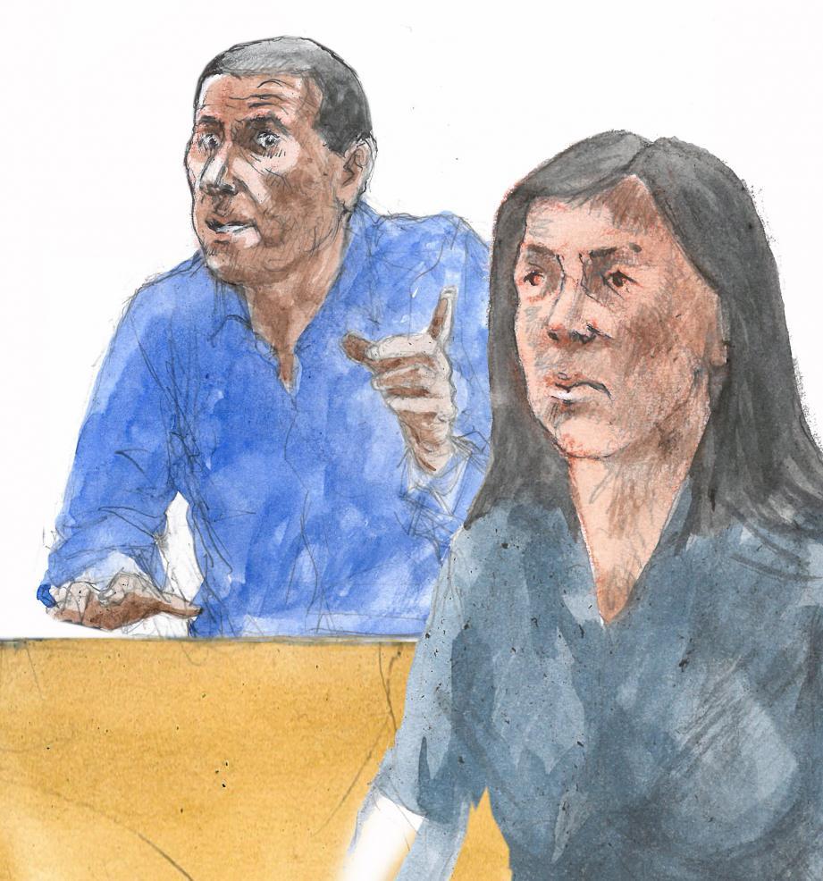 Patrick Salameh a plusieurs fois objecté que les témoins se trompaient en croyant le reconnaître.
