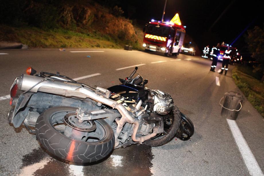 En 2015, la moitié des victimes sur les routes azuréennes étaient des pilotes de deux-roues.