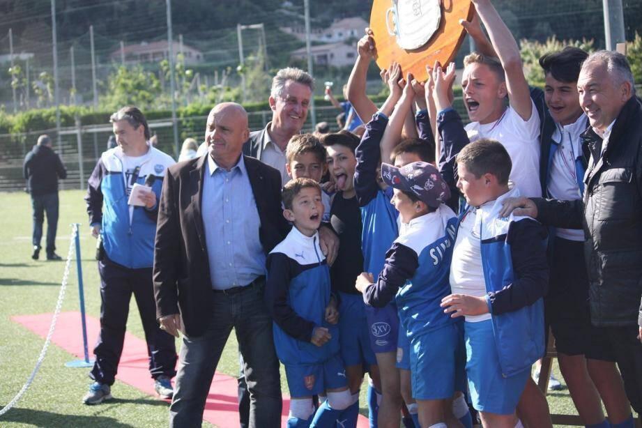 Deux journées de tournoi où les jeunes Laurentins ont remporté des succès.(DR)