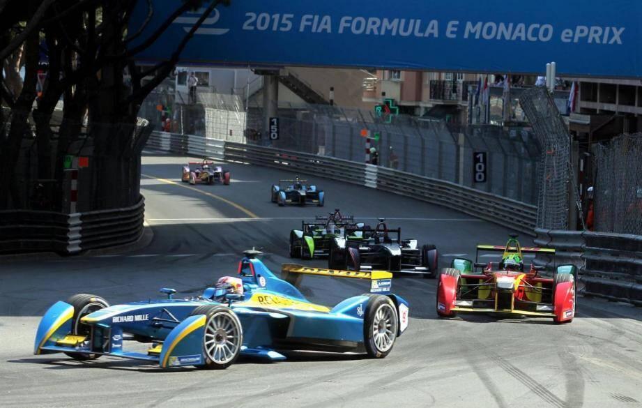 Le Grand Prix électrique prévu à Moscou ayant été annulé, celui-ci pourrait bien se dérouler dans la Principauté.