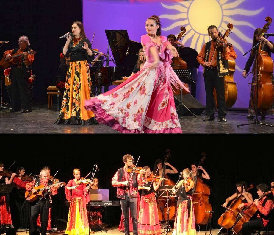 Les Danses et chants de Tsigomania et les musiques des Tziganes.