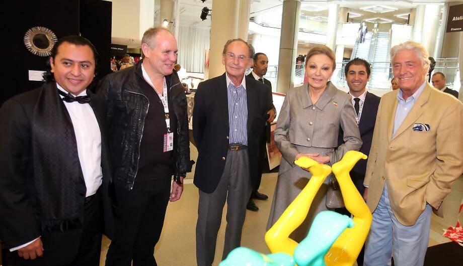 Depuis sa création en Principauté, Art Monaco veut s'ouvrir à toutes les formes artistiques.