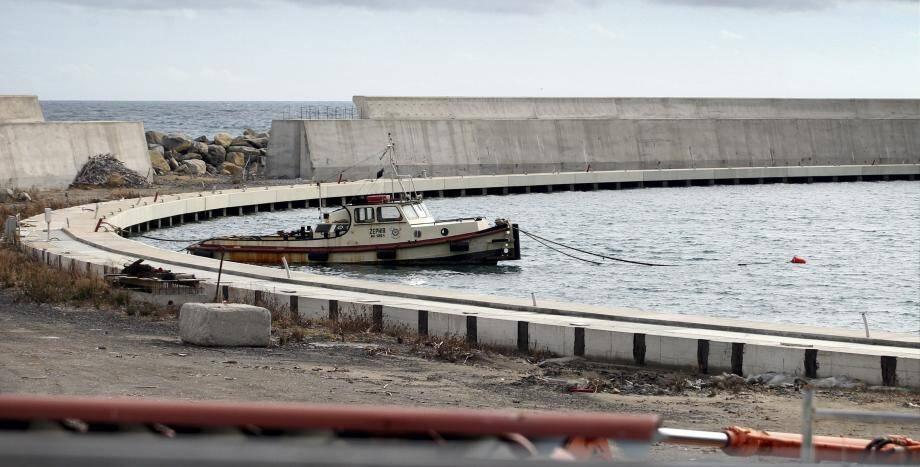 La Société d'exploitation des ports de Monaco devrait achever l'ouvrage au pied du fort de l'Annonciade à Vintimille, laissé à l'abandon depuis plusieurs années.