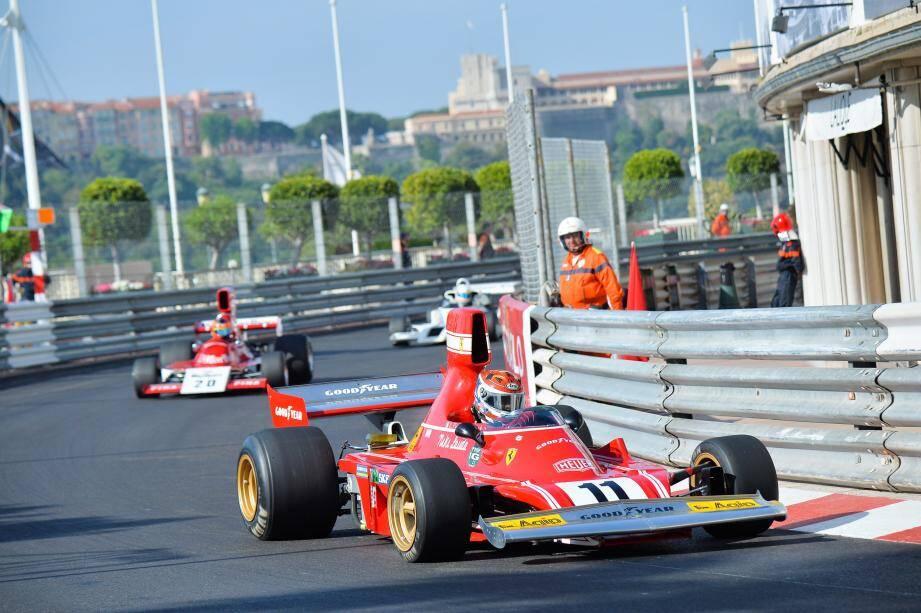 Emanuele Pirro (4e de la série G) : « Dans les courses historiques, c'est le pilote qui doit s'adapter à la monoplace et pas le contraire comme aujourd'hui. »