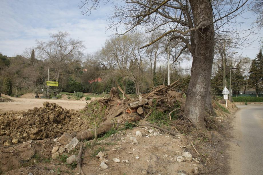 Soixante mille euros vont être investis pour la réfection de la voie endommagée par les crues chemin de la Valmasque.