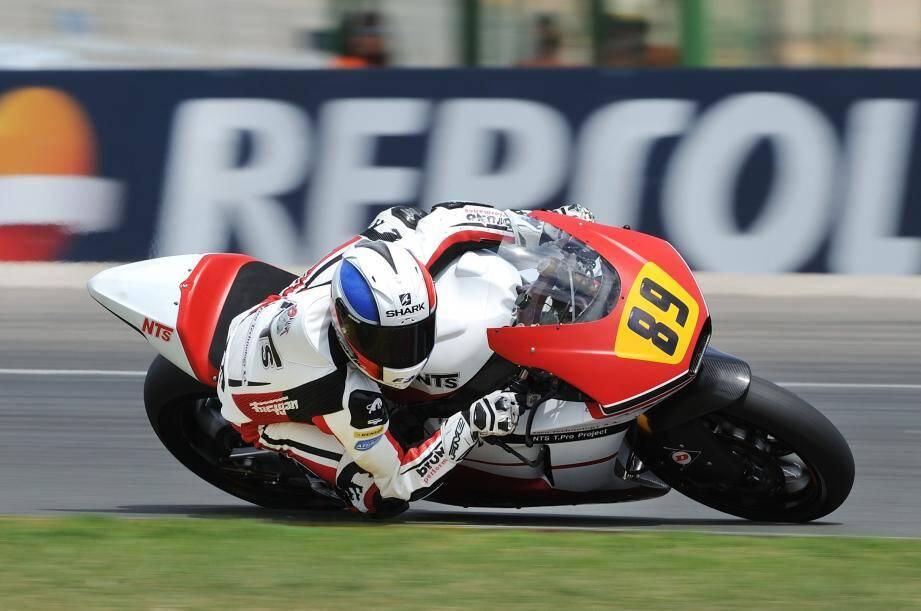 Alan Techer : « Si je m'attendais à décrocher d'emblée des bons résultats côté vitesse (ci-dessus), le podium aux 24 Heures du Mans (à droite), en revanche, semblait loin d'être acquis d'avance. »