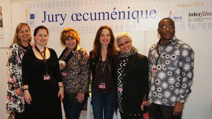 Les six membres du jury œcuménique décerneront un prix samedi à 17 h.(DR)