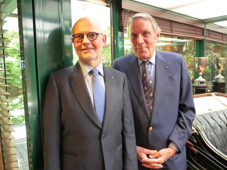Serge Telle à Michel Boeri : « Le Grand Prix, c'est Monaco ; Monaco, c'est le Grand Prix. Ceci n'est pas négociable. »