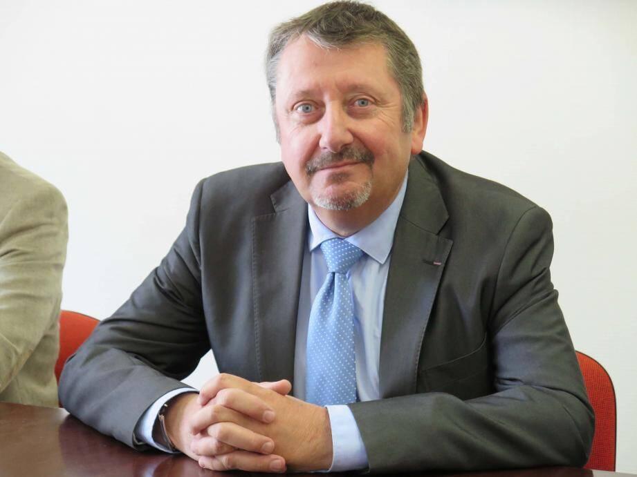 Denis Philippe, président de la chambre régionale économie sociale et solidaire.(DR)