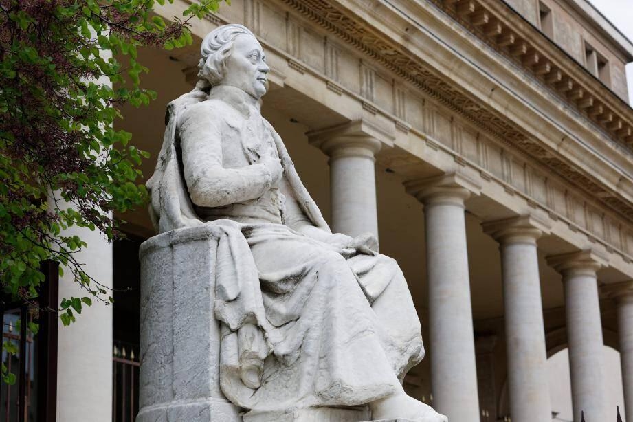 La cour d'assise des Bouches-du-Rhône à Aix-en-Provence