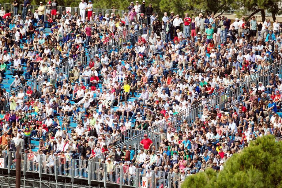¿PHOTOPQR/NICE MATIN ; Monaco le 26/05/2016 - - Formula 1 - 74eme edition du Grand Prix de Monaco - Essais libres du jeudi - ambiances
