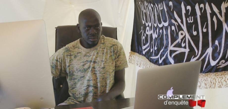"""Dans une longue interview qui sera diffusée jeudi soir sur France 2 dans l'émission Complément d'enquête, Omar Diaby raconte comment il a commencé à prêcher dans les quartiers de Nice et livre les raisons de son engagement """"au nom d'Allah""""."""
