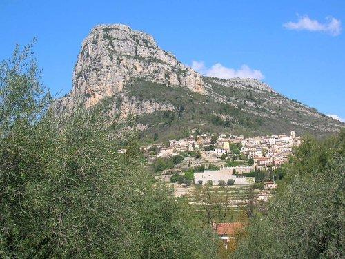 Le Baou de Saint-Jeannet
