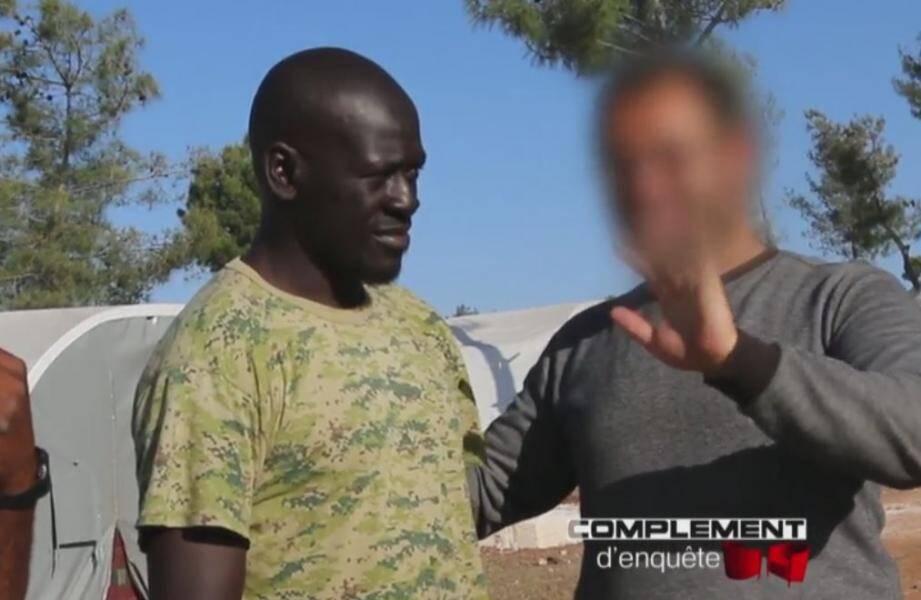 Omar Omsen, jihadiste et recruteur niçois qui s'est autoproclamé émir d'un bataillon de Français qui combat en Syrie pour Al-Qaida