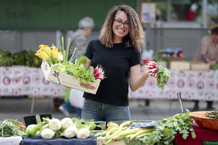 Qui veut des radis? (N'oubliez pas, cinq fruits et légumes par jour).