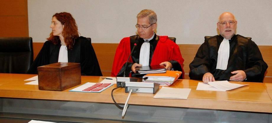 Le tribunal l'a condamné à 15 années de réclusion.