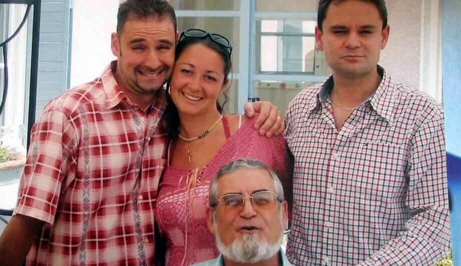 La famille Di Rippel.