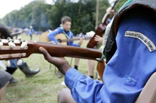 Tous les Scouts et Guides du département sont attendus.