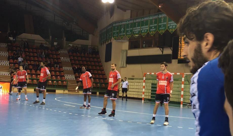 Le revers face à Limoges empêche les Niçois d'accéder à la Pro D2.