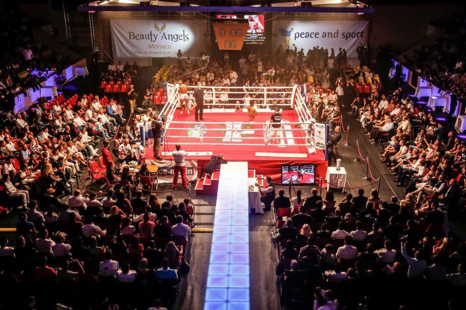 Un grand show à l'américaine régalera les nombreux spectateurs attendus à l'occasion de cette 3e édition des Monte-Carlo Fighting Masters.