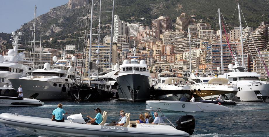 Bernard d'Alessandri, président du Cluster Yachting Monaco, a lancé une grande journée d'échanges et de discussions, hier, à partir de 8 h 30, avec les professionnels du yachting.