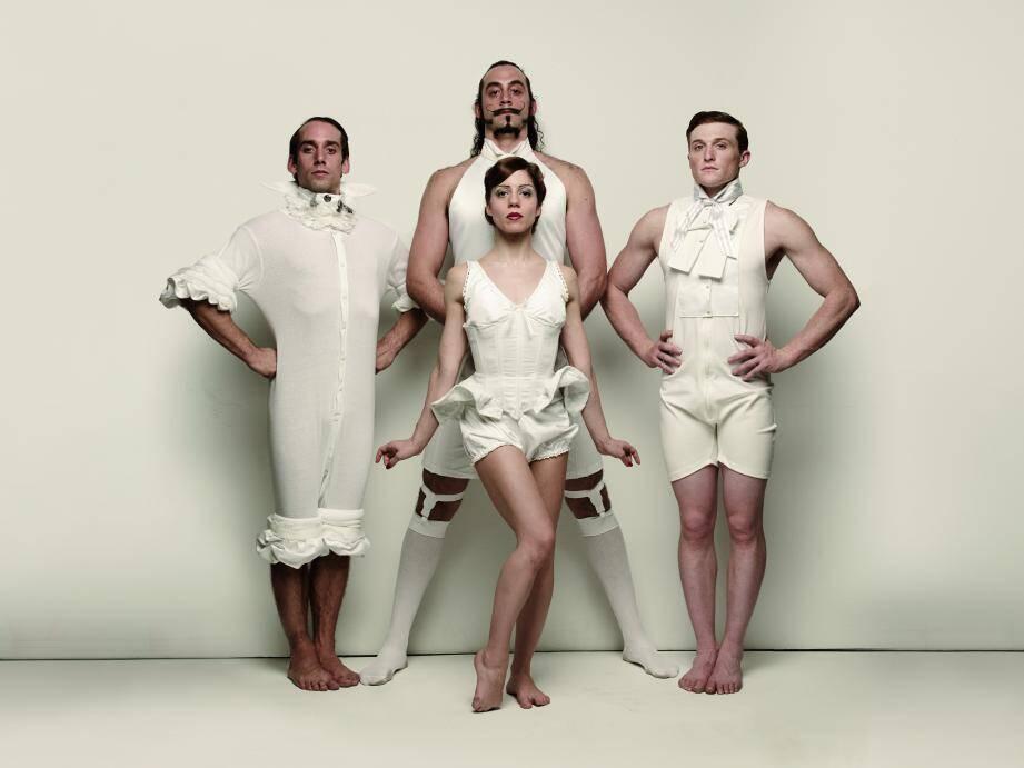La Cie Hervé Koubi, le cirque Le Roux, le Comte de Bouderbala et Kyle Eastwood sont à l'affiche de la première programmation de la salle Le Minotaure.