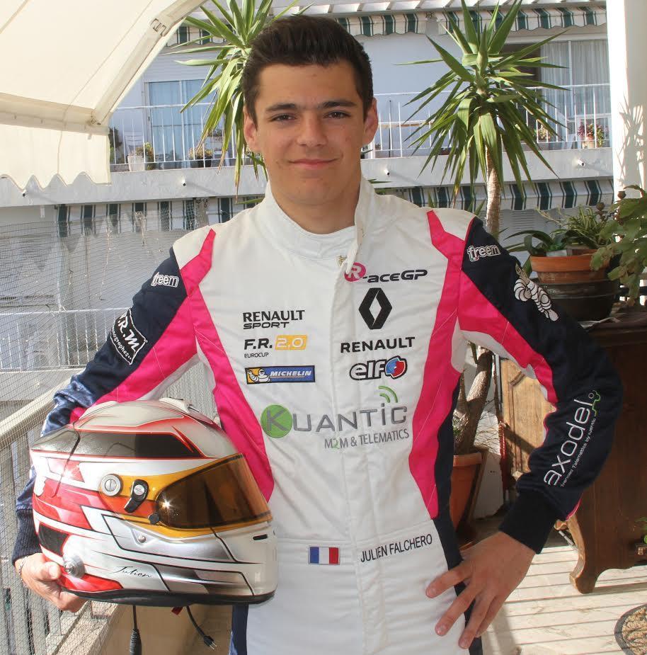 Julien Falchero.