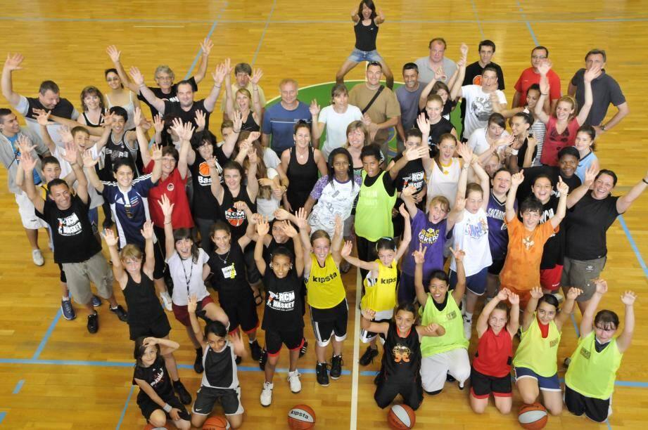 Les membres de RCM Basket se réuniront au gymnase Valgelata à partir de 14h.
