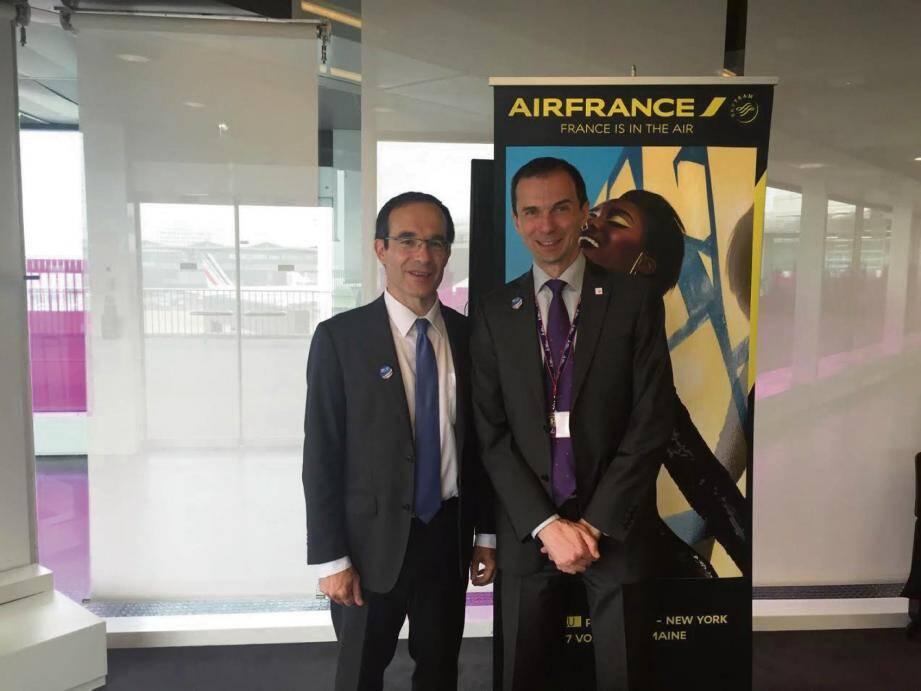 Une opportunité de développement pour Air France, dans la dynamique de modernisation pour Paris-Orly : la nouvelle ligne transatlantique se veut gagnante.