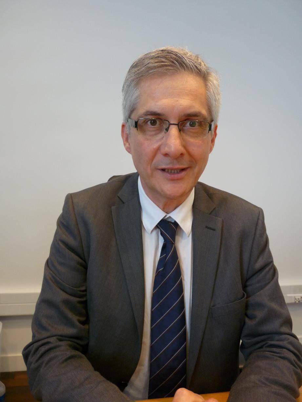 «Plus l'activité est forte, plus les professionnels sont entraînés et expérimentés» estime Yves Servant, le nouveau directeur de l'hôpital.