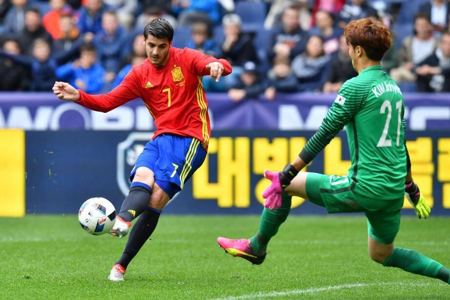 Morata pourrait remporter son duel avec Aduriz et débuter face aux Tchèques.
