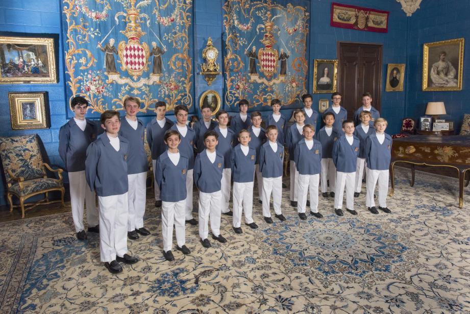 Les jeunes artistes se produiront en la cathédrale, concert prélude à leur tournée internationale, en juillet, en Asie.