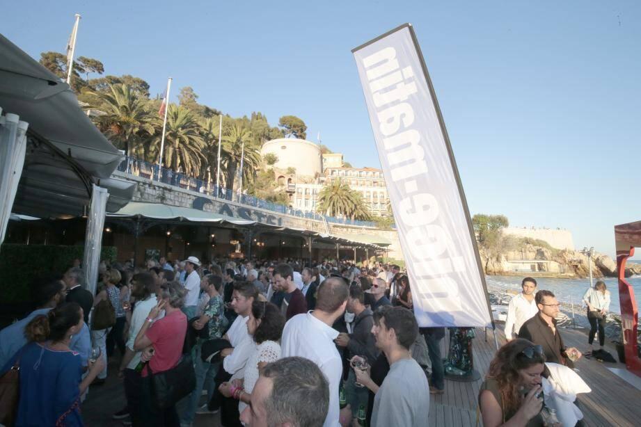 Plus de 500 personnes étaient réunies à Castel Plage pour la septième édition de Pand'Apéro.