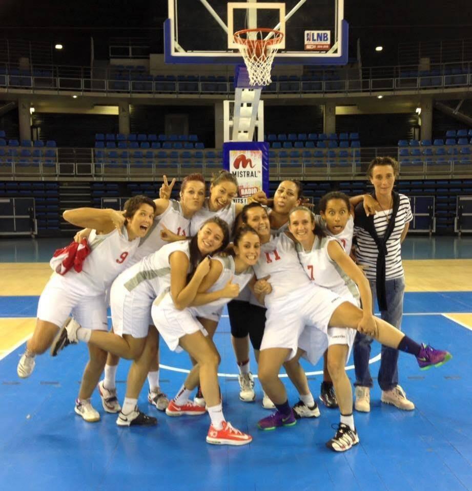 Le Cannes Basket Olympique a augmenté ses effectifs de 38% en deux ans.